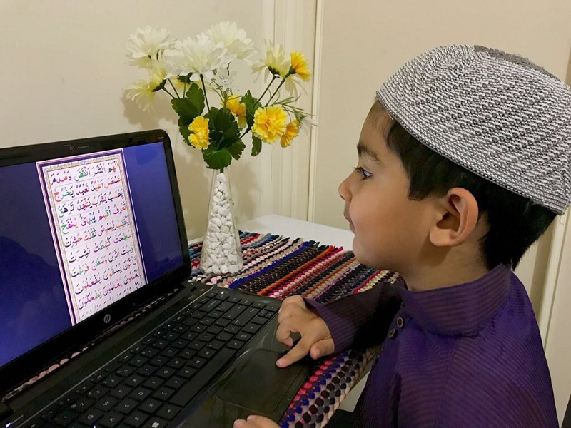 Advantages of Teaching Online Quran to Young Children